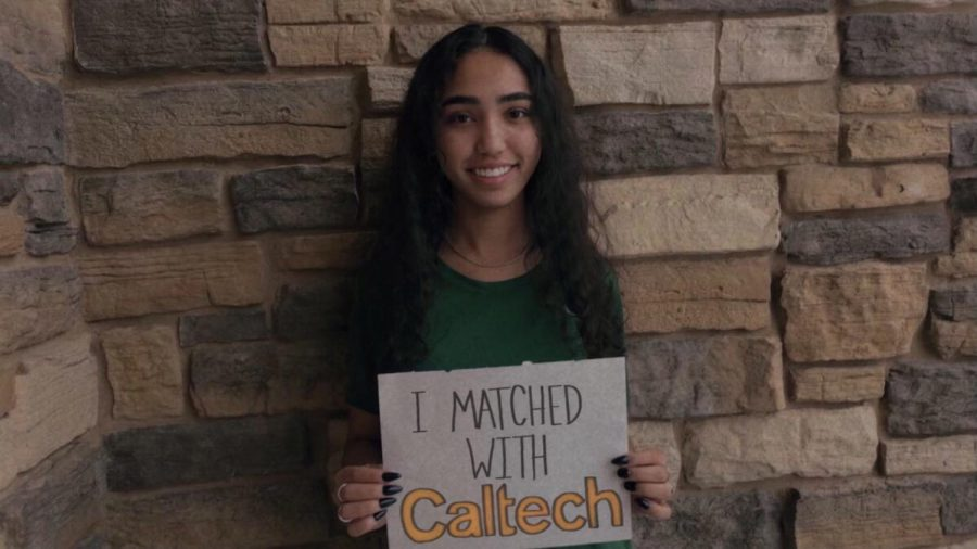 One of six percent: Domani Sharkey earns full-ride to Caltech