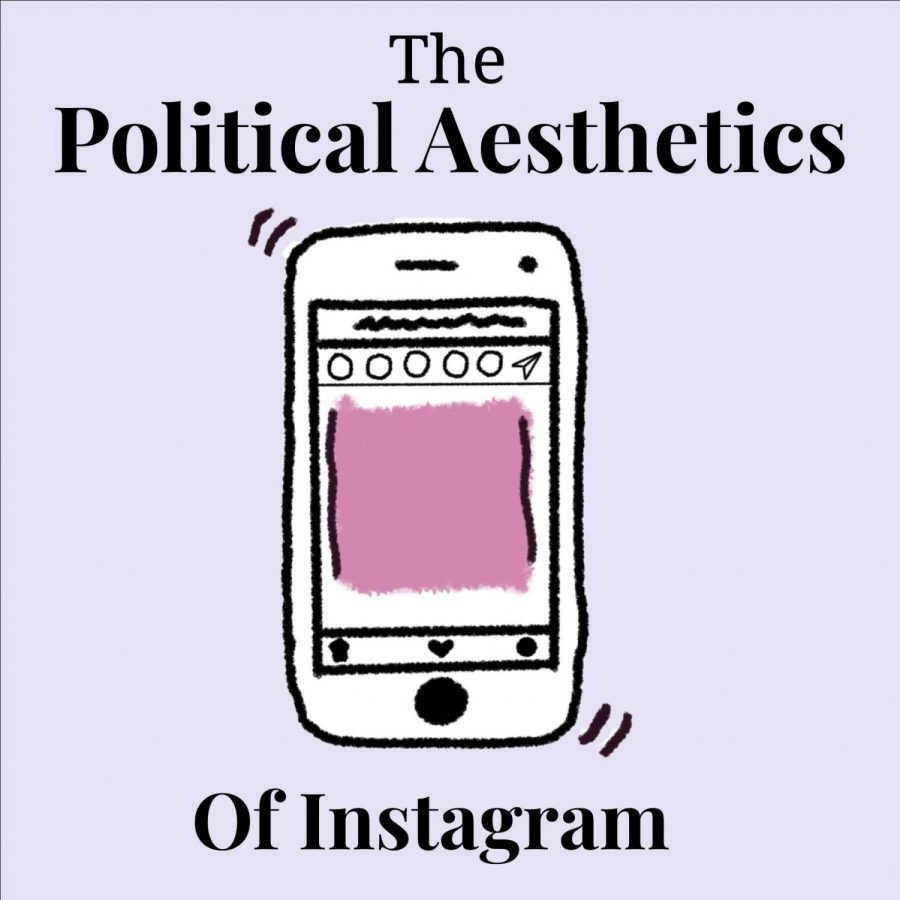 The Political Aesthetic of Instagram