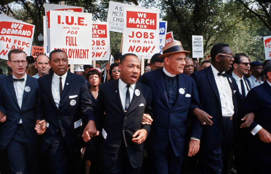 The continued erasure of MLK's legacy