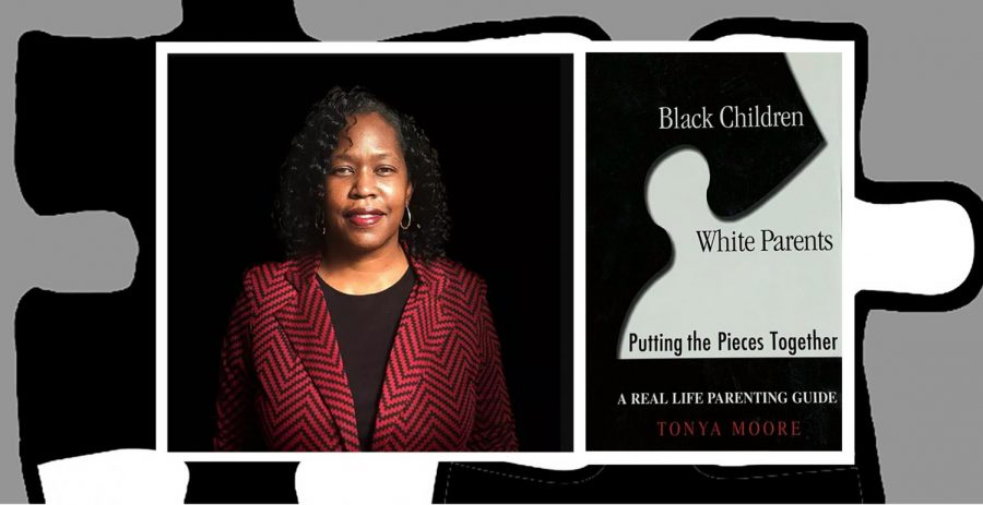 Inspired in 2005 to help prospective parents succeed, Moore wrote guide to interracial adoption