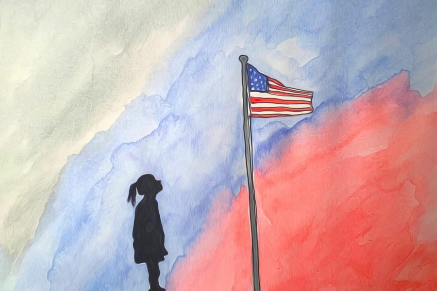 The+way+we+view+our+country+can+dramatically+shift+depending+on+the+current+political+climate.