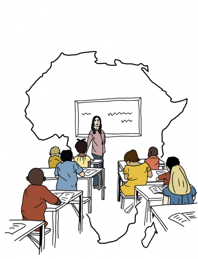 Forgotten history: Bringing an African Studies course to Masters