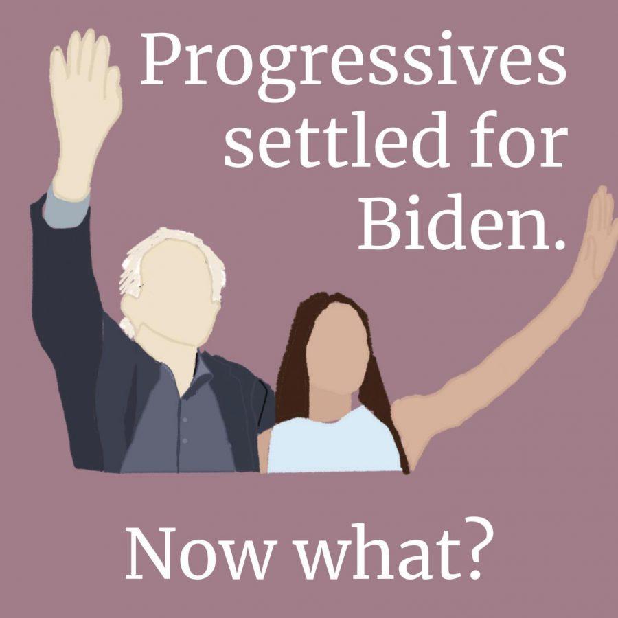 Progressives Settled For Biden. Now What?