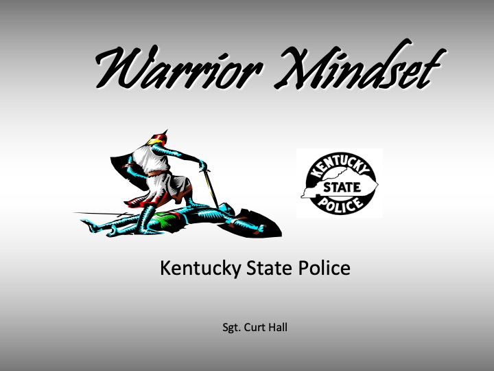 """Despite claims, second Kentucky State Police slideshow suggests """"ruthless"""" violence taught for years"""