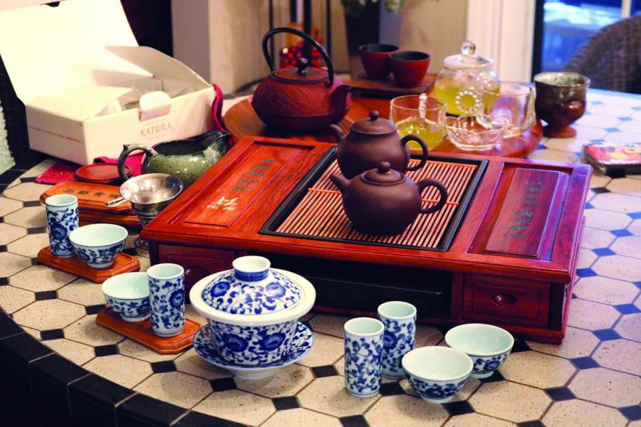Tea enthusiasts consider history, heritage, importance of tea in their lives