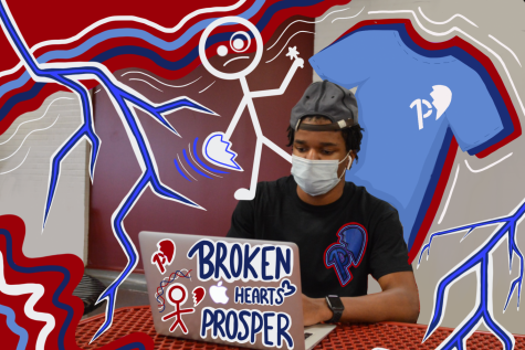 A.J. Titsworth is working to release clothes for his new brand: Prosperous.