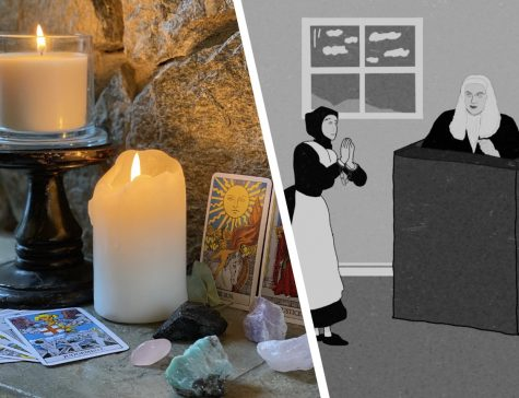 Many people think of witchcraft today as a spiritual practice. This was not always the case.