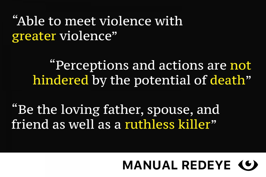 KSP training slideshow quotes Hitler, advocates 'ruthless' violence