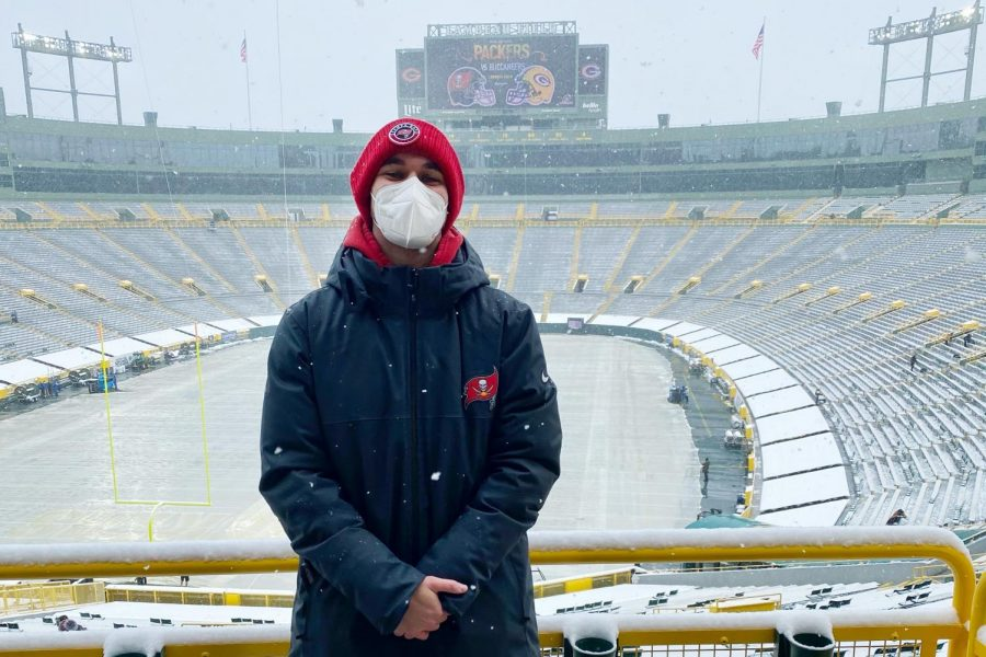 'Excited' for an incredible game: Cal U alumnus part of media team working Super Bowl LV