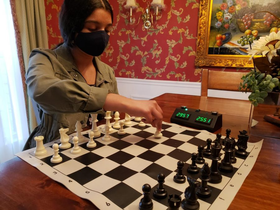 A Queen in a Game of Kings