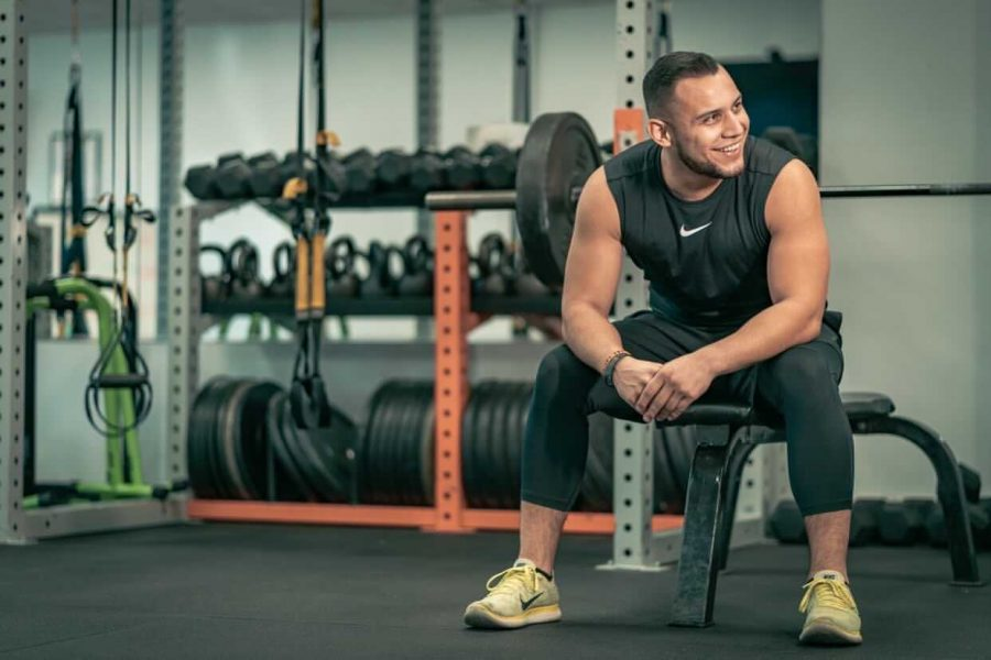 Barrera ('09) builds bodies and communities as owner and CEO of Faster Fitness gym
