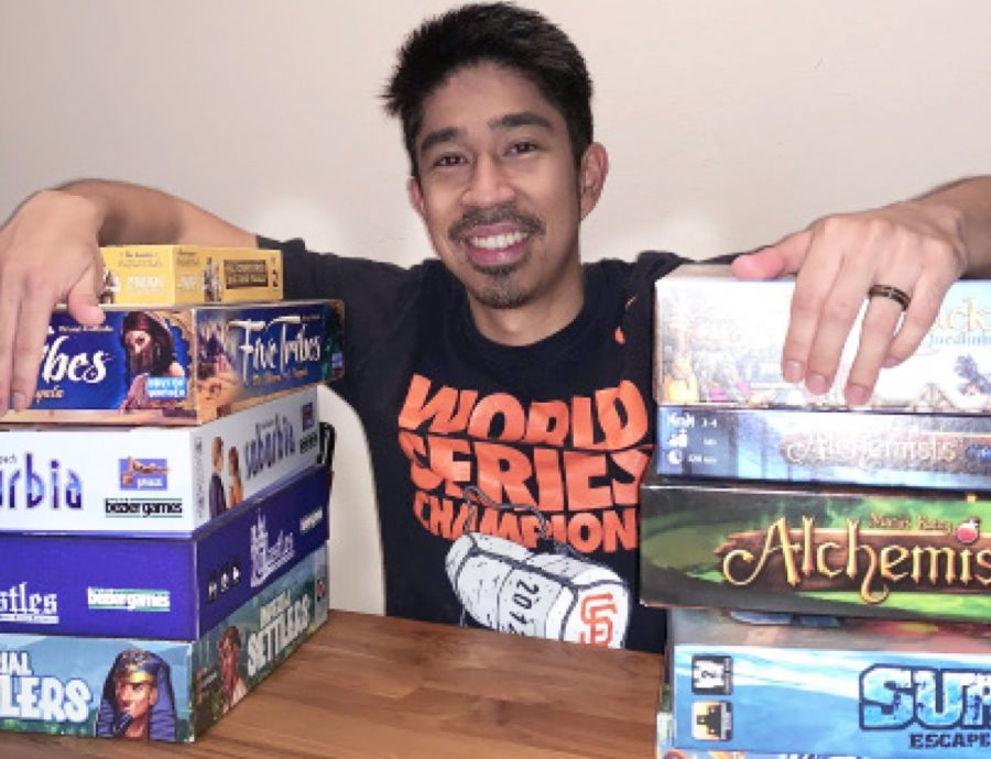 Meet your teacher: Economics teacher finds joy in board games