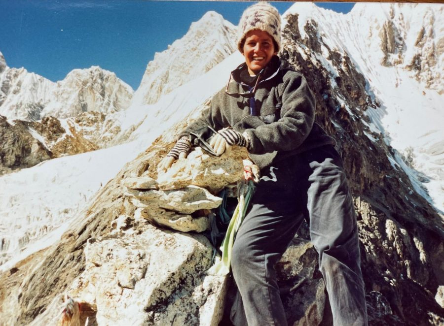 Head of School discovers strength of community on top of the world