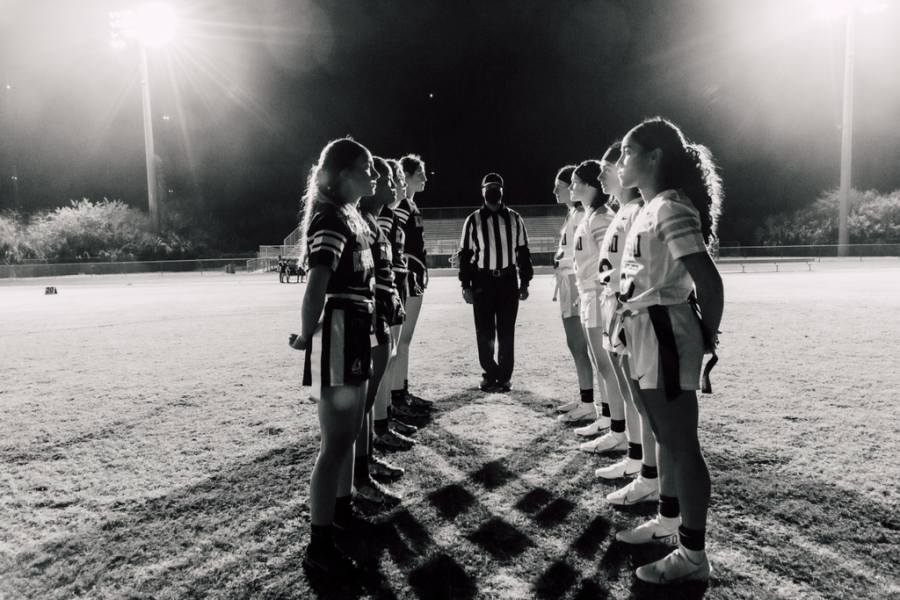 Flag football inspires with Nike commercial