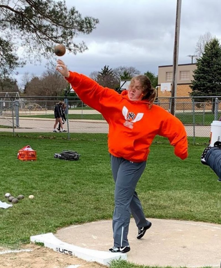 In a man's world: female throwers carve a space for themselves in the traditionally male-dominated sport