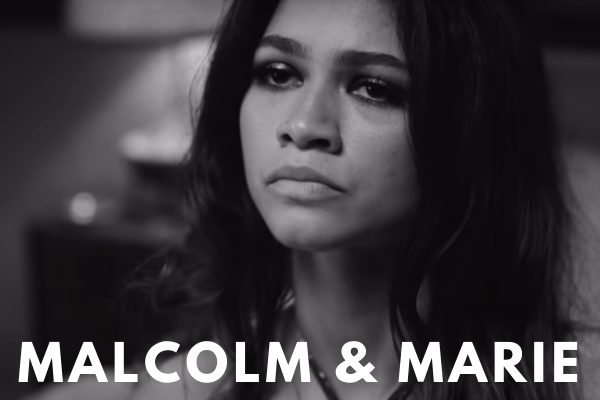 Review: Netflix's 'Malcolm & Marie' is too abstract