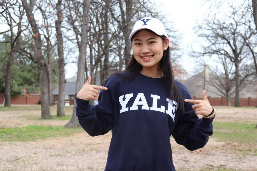 Tan taking international fencing experience to Yale