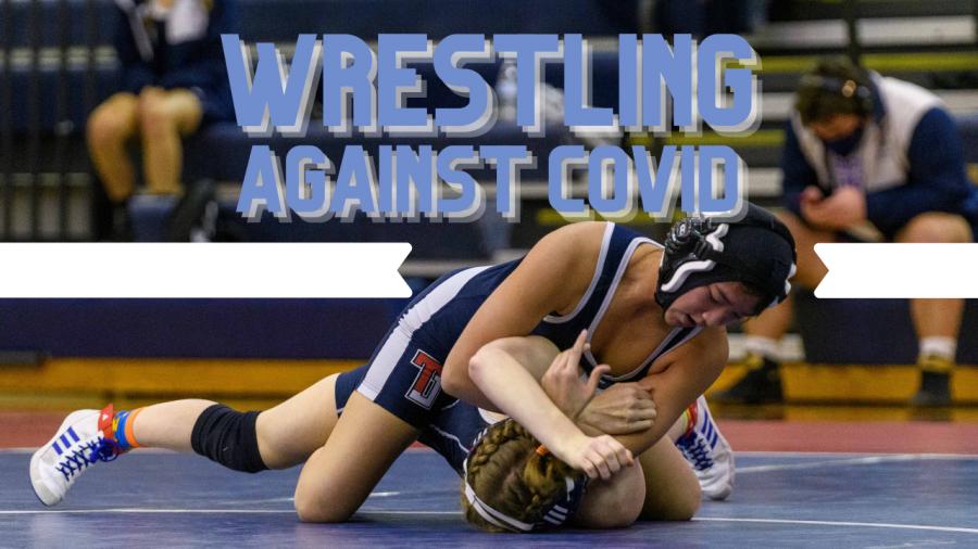 Wrestling Against COVID