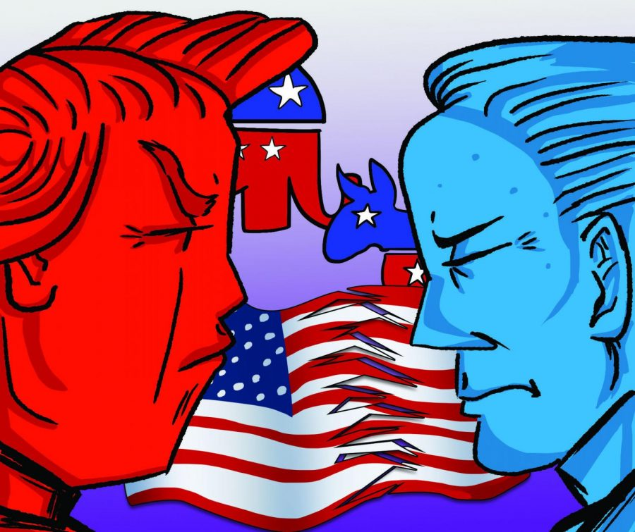 America Divided: Divisions remain after presidential election