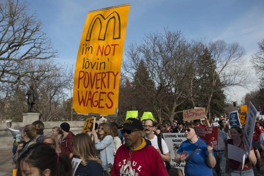 Biden's minimum wage proposal simply not enough