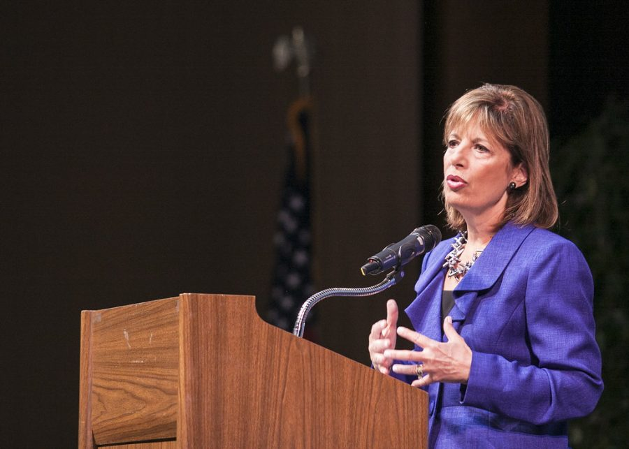 Courage in Congress: The Jackie Speier story