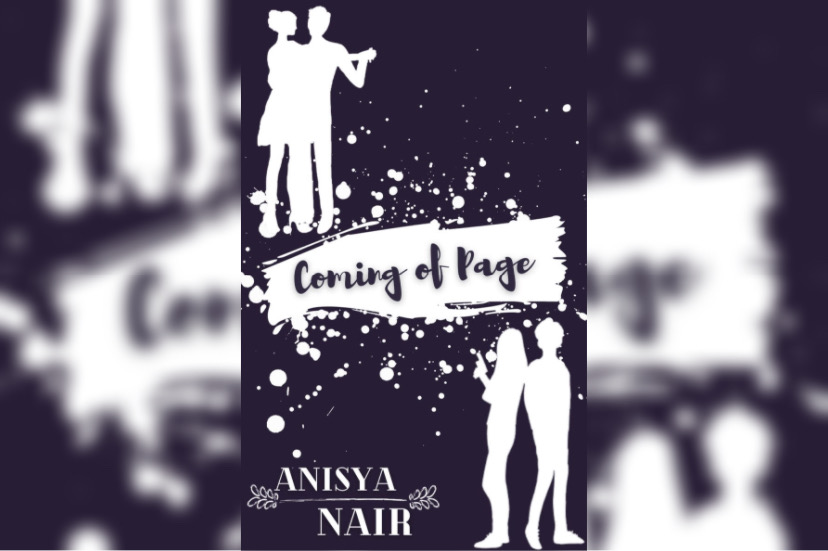 Junior Anisya Nair confronts cliches in new novel, Coming of Page