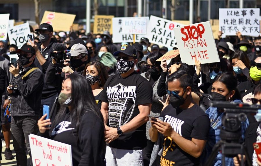 #StopAsianHate Community Rally ushers in thousands of protesters