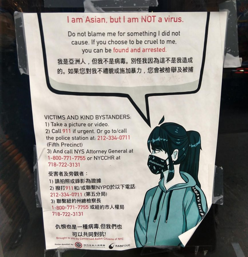 Anti-Asian incidents soar amid the pandemic