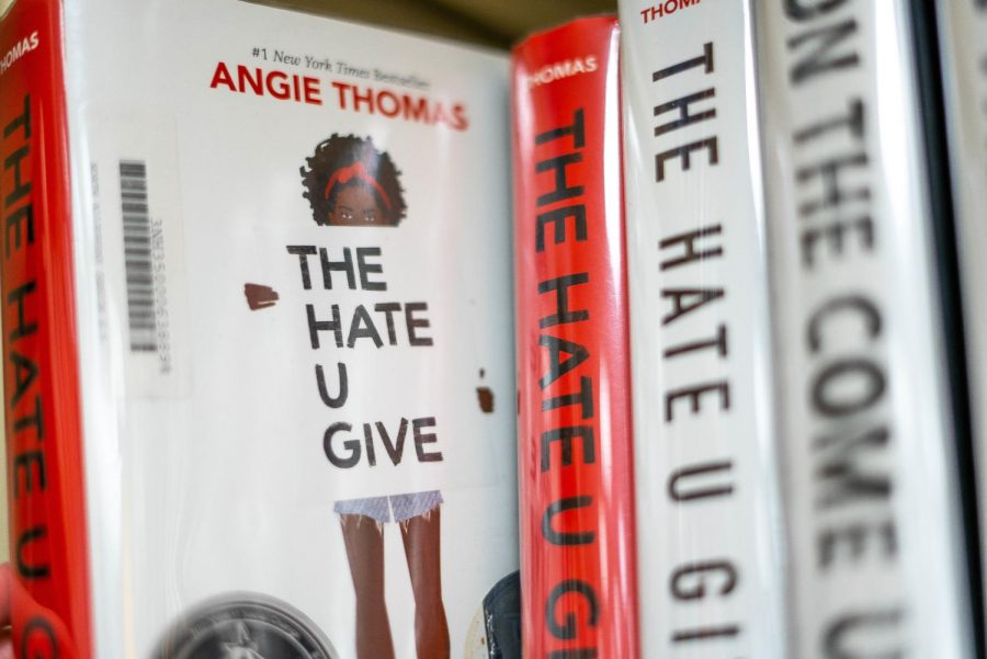 NA parents protest controversial novel