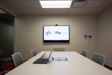 Conference room at Innovation Ventures