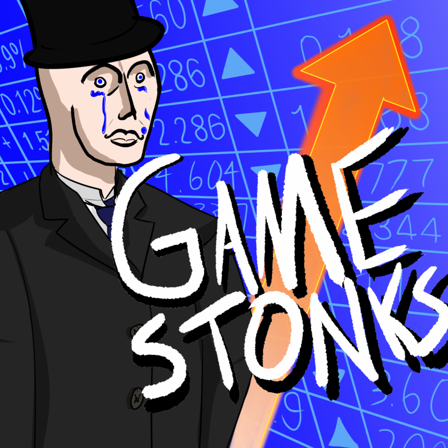 Local investors participate in GameStop craze