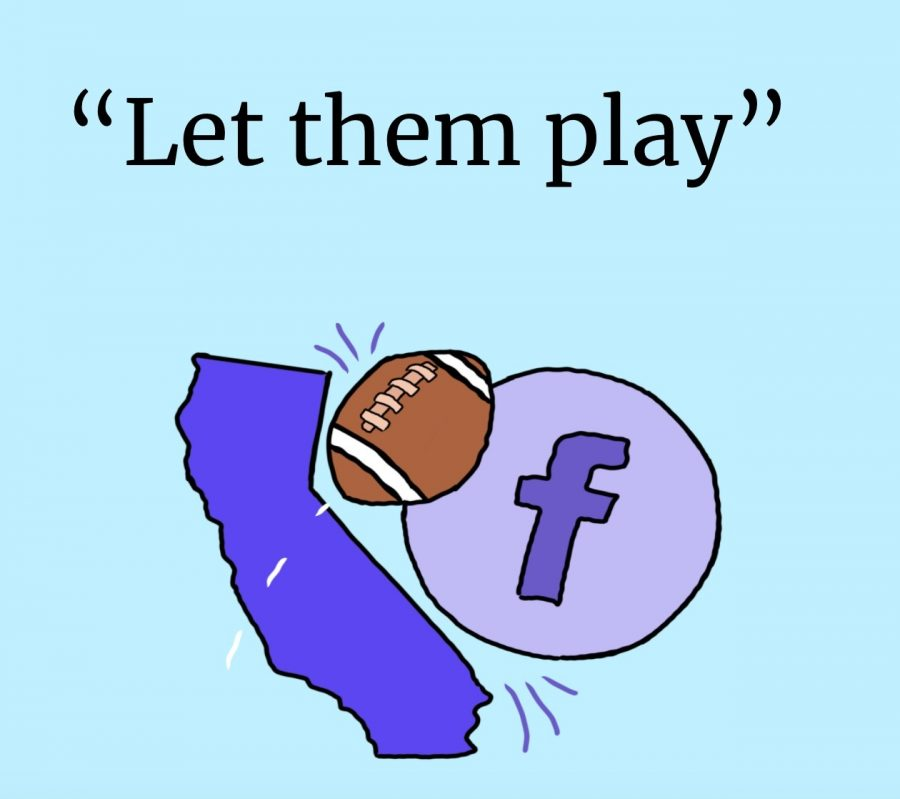 """""""Let Them Play"""" is Trying to Bring Sports Back to California"""
