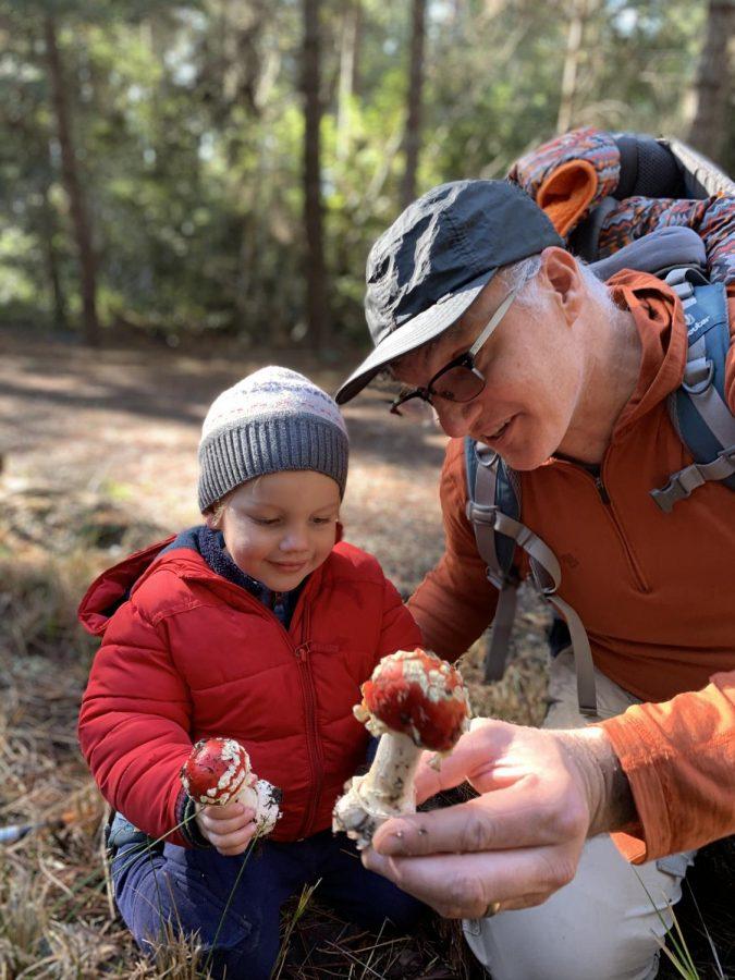 Meet your teacher: Mad for mushrooms