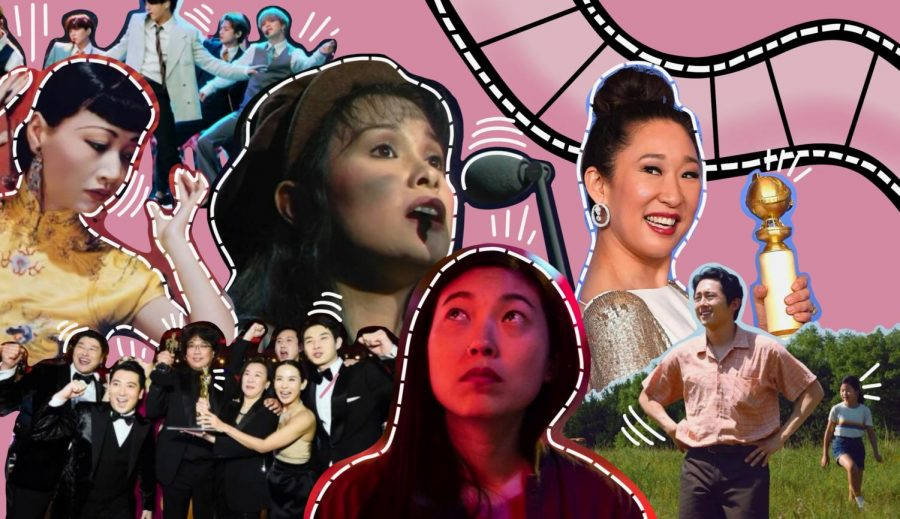 Asian artists have a long and complicated history in the entertainment industry.