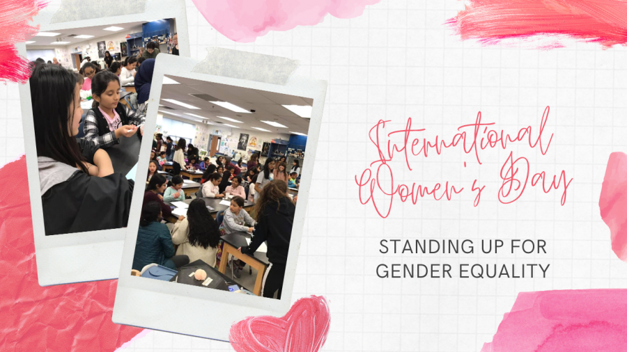 International Women's Day: Standing Up for Gender Equality