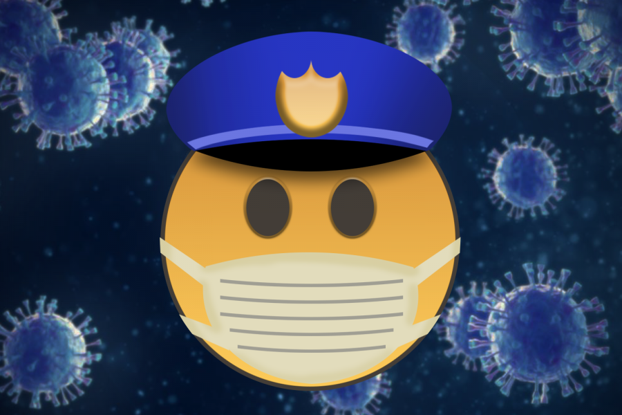 With the onset of the COVID-19 pandemic, there may be no job that has been as uniquely changed as the role of the police.