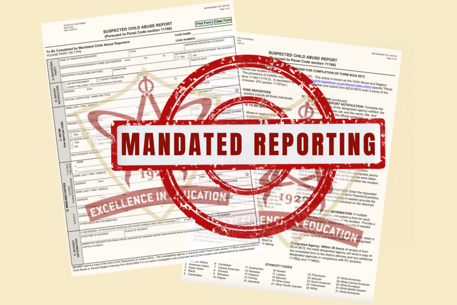 What students should know about mandated reporting