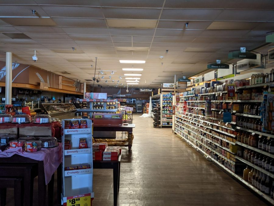 Food Shortage Among Mansfield Blackouts