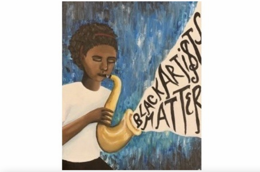 Composing for Change: Fine arts offers Black Artists Matter masterclasses