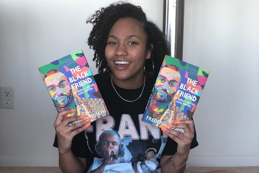 Student book project sheds light on racial literacy