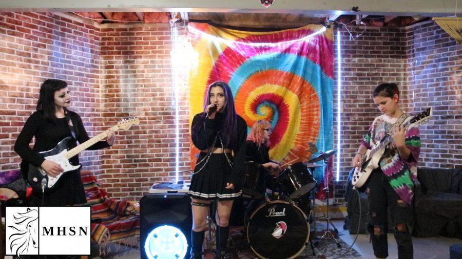 MHSNews | Local Alternative Band Gains Social Media Following