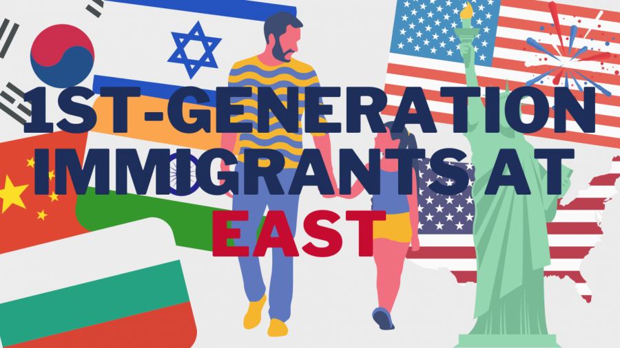 Experiences of East first-generation immigrant students