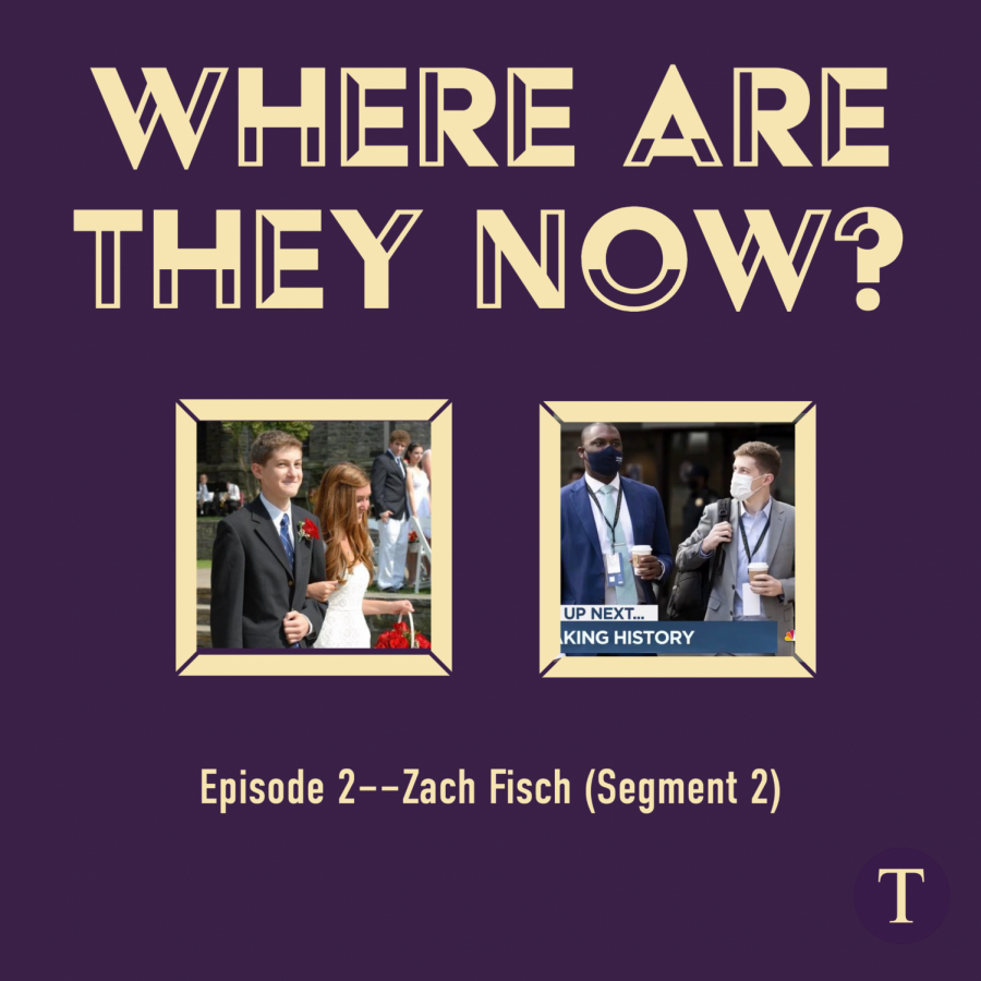 Where Are They Now: Fisch talks policy, state of the House of Reps.