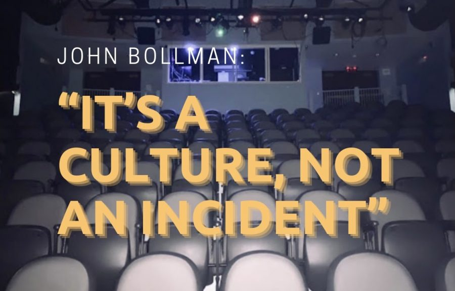 In+the+wake+of+sexual+misconduct+allegations+against+a+former+theater+teacher%2C+alumnus+John+Bollman+is+pushing+for+change.