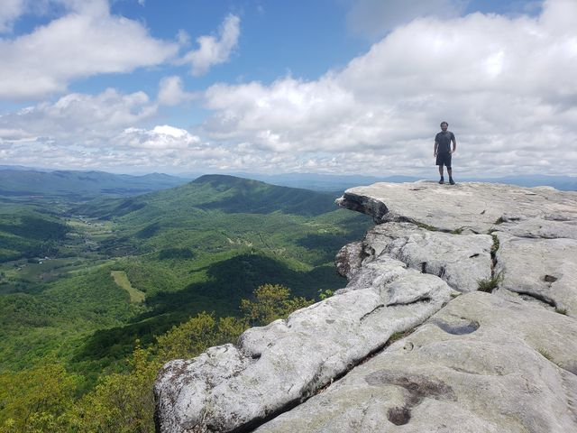 A Life Changing Journey: Tyrone Alum Completes Appalachian Trail Thru-Hike