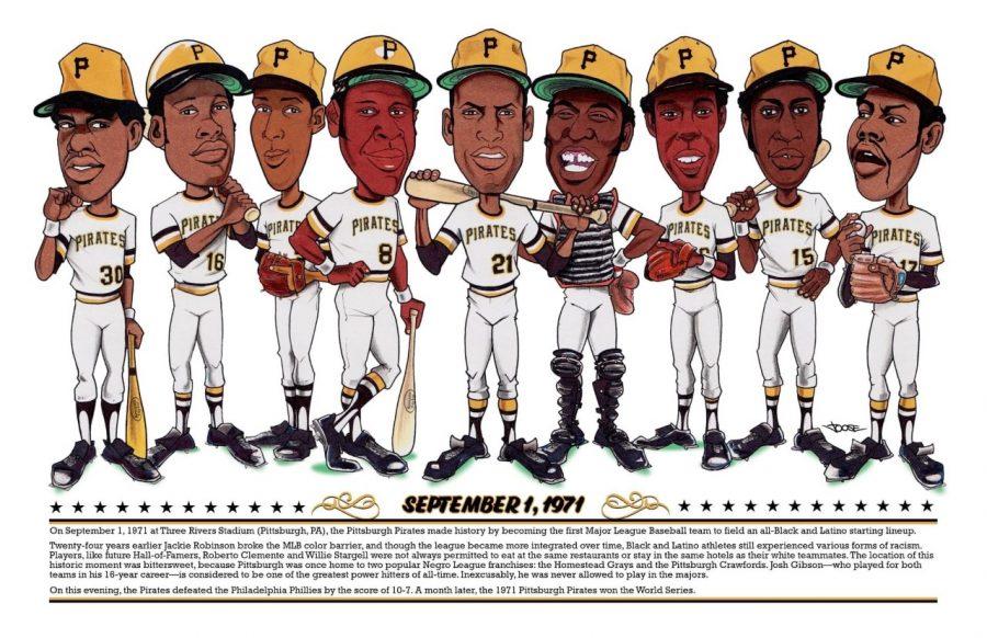 Shaler Area grad's artwork going to baseball Hall of Fame