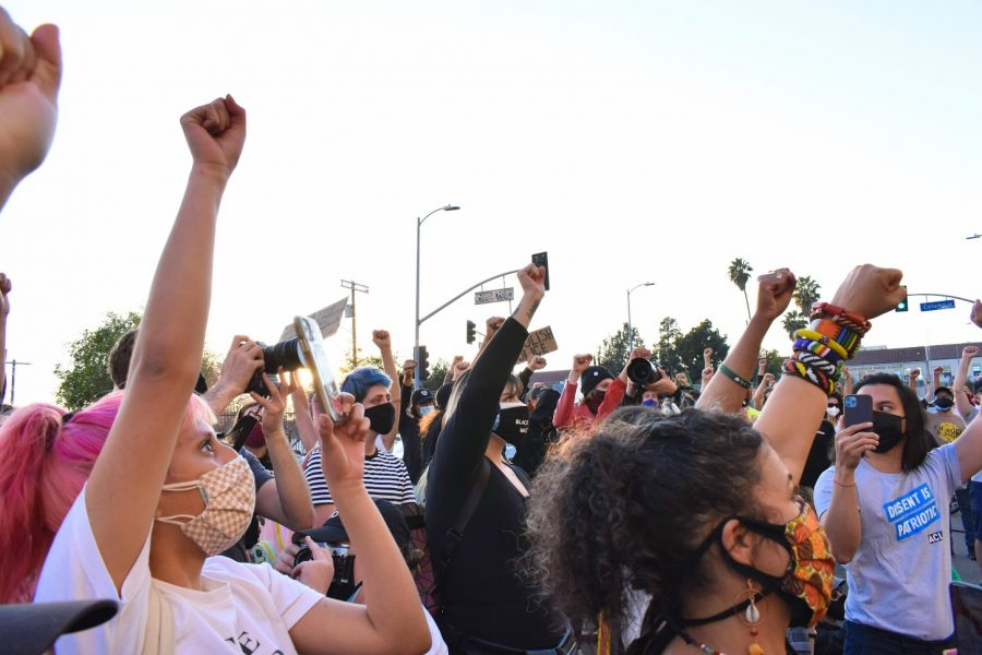 Black Lives Matter LA continues fight to defund police