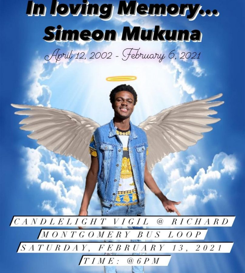 Gone but never forgotten: In loving memory of senior Simeon Mukuna