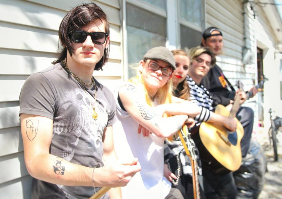 Local alternative rock band One Fret High perseveres through COVID-19