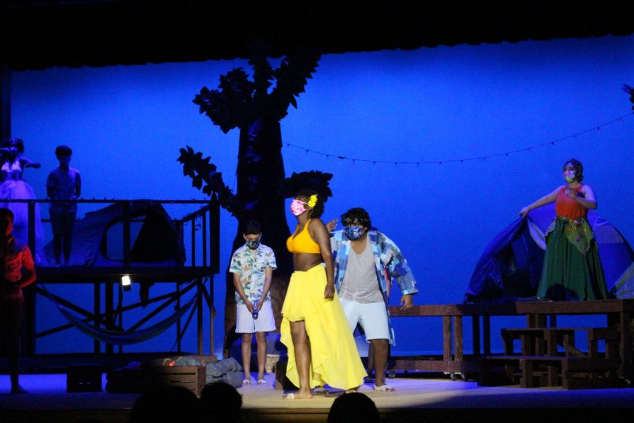 'Once on This Island' makes history with diverse cast